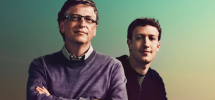 bill gates mark zuckerberg