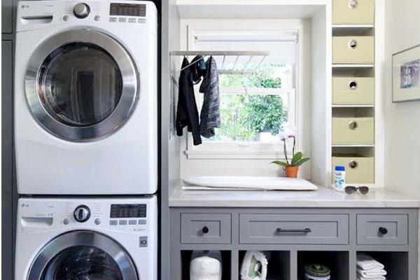 çamaşır katlamak